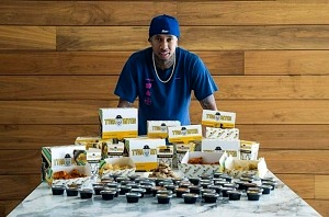Tyga And Robert Earl Launch Tyga Bites, A Virtual Dining Concept Now Available Across The U.S. In 30 Major Markets