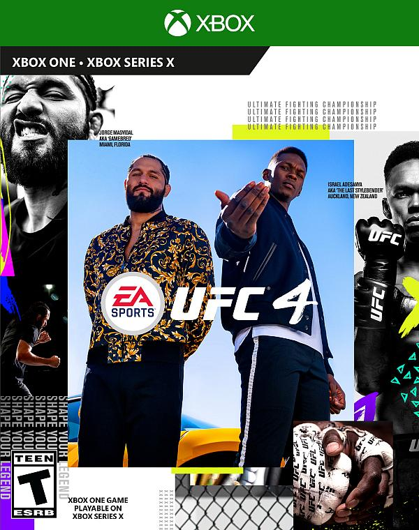 Rise Through the Ranks in EA Sports UFC 4 Now Available Worldwide on Playstation 4 and Xbox One