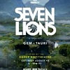Insomniac Partners with Seven Lions for Exclusive Livestream from the Gorge, August 15