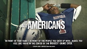 Powerful Sports Documentary THE ALL-AMERICANS Chronicles Two East LA Teams Competing in Biggest High School Football Rivalry in the Country; Virtual Premiere August 29