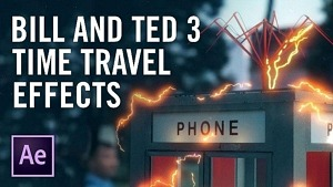 "Red Giant Recreates Time Travel from ""Bill and Ted 3: Face the Music"" in New Cheap Tricks Episode"