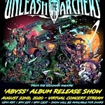 "Unleash the Archers to Stream ""Abyss"" Virtual Album Release Show August 22"