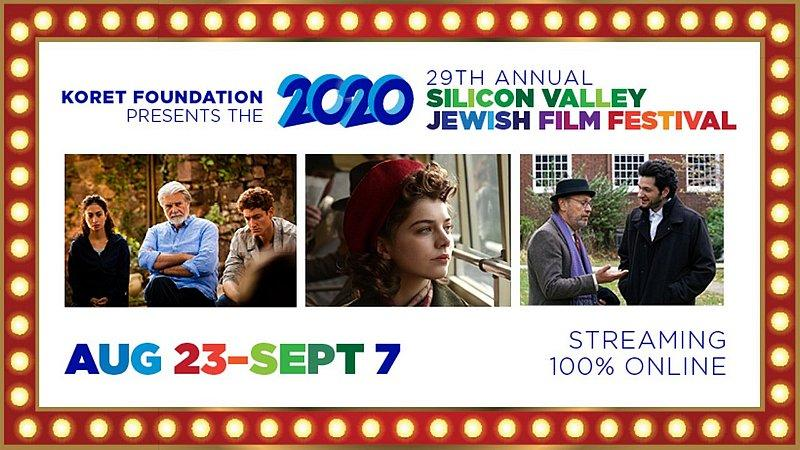 Film Festival Flix Launches a New Online Streaming Channel for the Silicon Valley Jewish Film Festival August 23 - Sept 7
