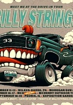 "Billy Strings Announces ""Meet Me At The Drive-in Tour"" - Kicks Off Sept 11 At Mohegan Sun Arena In Wilkes-Barre, Pa"