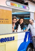 "Ireland's The Coronas Hit the Road…Sort of… in Support of New Album, ""True Love Waits,"" and Celebrate National Ice Cream Month"