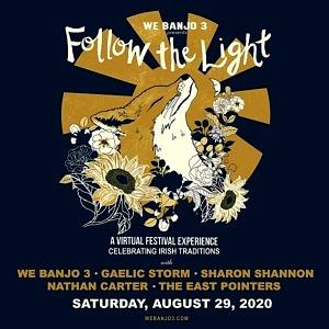 Follow the Light Virtual Music Festival Unveils August 29, 2020 Event