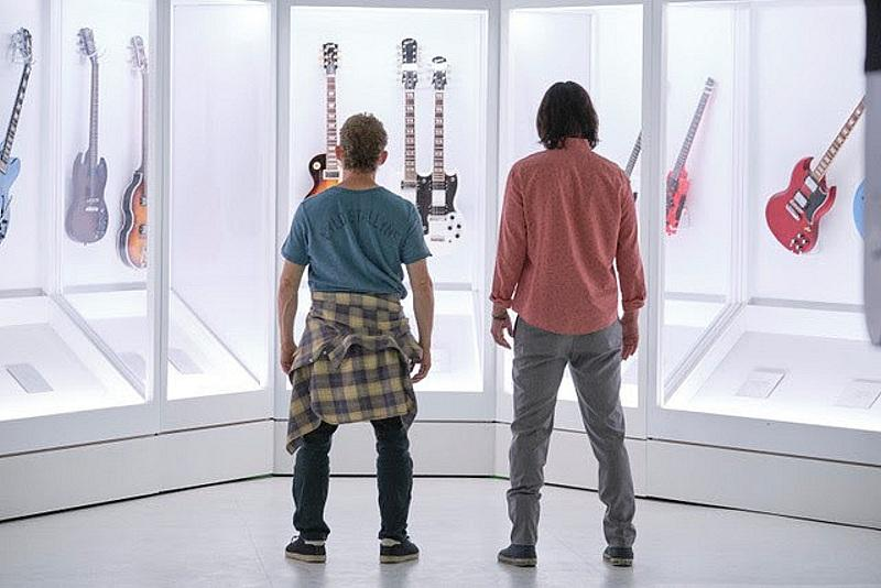 """Gibson: The Official Guitar Brand Of """"Bill & Ted Face The Music,"""" New Film In Theaters And On Demand On August 28"""