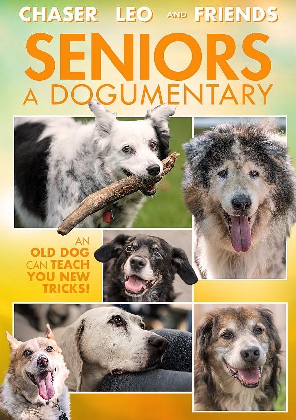 """""""Seniors, a Dogumentary"""" Coming to DVD and VOD on September 29"""