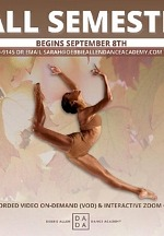 Debbie Allen Dance Academy (DADA) Moves Forward With Virtual Interactive and on Demand Class Access