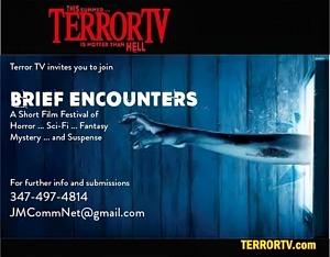 Terror TV Announces Short Film Festival