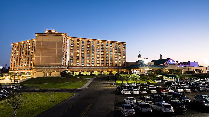 Delta Downs Racetrack Casino Hotel To Reopen Today