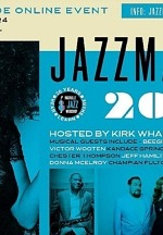 "Nashville Jazz Workshop to Celebrate 20th Anniversary with Global ""Jazzmania 2020"" Online Jazz Party & Fundraiser"