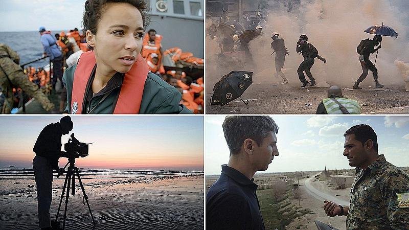 Vice News Tonight Remains the Most-Awarded Nightly Newscast with 4 Emmy Awards