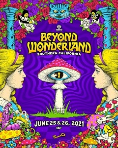 Insomniac Announces Return to NOS Events Center to Celebrate Ten Years of Beyond Wonderland, June 25-26, 2021