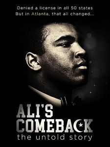 """Vision Films Presents """"Ali's Comeback: The Untold Story"""" Documentary and Online Virtual Event Celebrating the 50th Anniversary of Ali's Return to the Boxing Ring"""