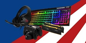 HyperX Reveals Labor Day Deals on Gaming Peripherals to Help Immerse Students in Virtual Class Sessions