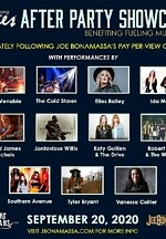 Guitar Hero Joe Bonamassa Shares Spotlight With Emerging Talent During COVID-19 Benefit Performance Live From the Ryman Auditorium Sept. 20th
