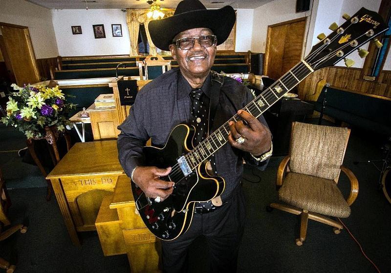 """Reverend John Wilkins' """"Trouble"""" Released via Goner Records"""