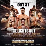 "Legendary Boxer James Toney and Vyre Sports Present: ""Boxing With Lights Out"" Streaming Live on Vyre Network October 31st, 2020"