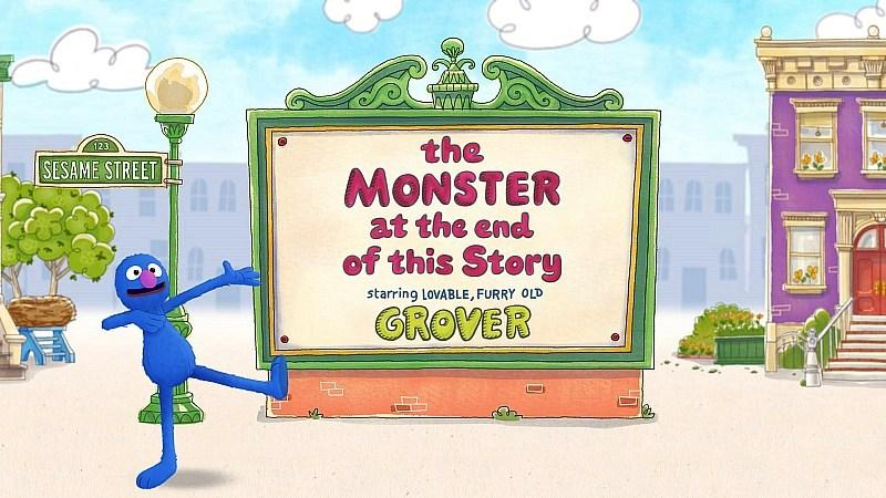 Sesame Workshop's First-Ever Animated Sesame Street Special 'The Monster at the End of This Story' Launches On HBO Max On Thursday, October 29