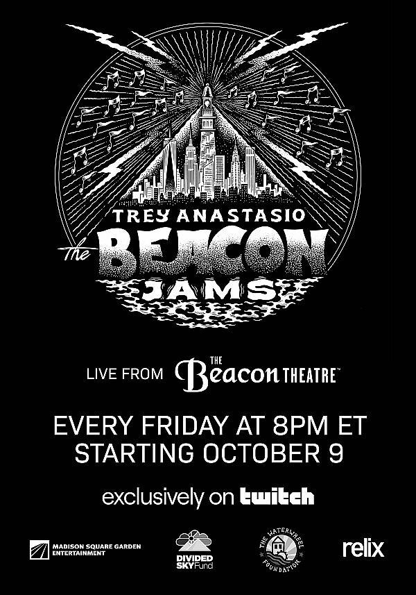 The Beacon Jams (Oct 9-Nov 27)