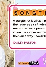 "Dolly Parton Brings A Word Of Her Own To Popular Mobile Game ""Words With Friends"""