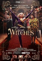 """Warner Bros.Pictures Will Premiere the Family Event Film of the Season, """"Roald Dahl's The Witches,"""" Exclusively on HBO Max"""