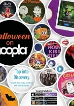 hoopla Offers a Digital Content Trick-or-Treat for At-Home Halloween Celebrations