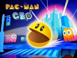 PAC-MAN Takes to the Streets of the Real World in the New PAC-MAN GEO Game