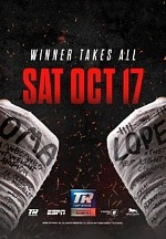 FITE Named the Exclusive UK Distributor for Lomachenko vs Lopez – Saturday, October 17th