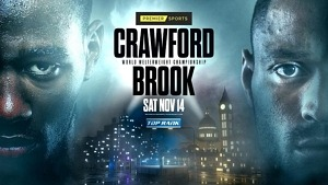 Terence Crawford-Kell Brook Welterweight World Title Showdown to Air Live and Exclusively on Premier Sports 1 in the UK