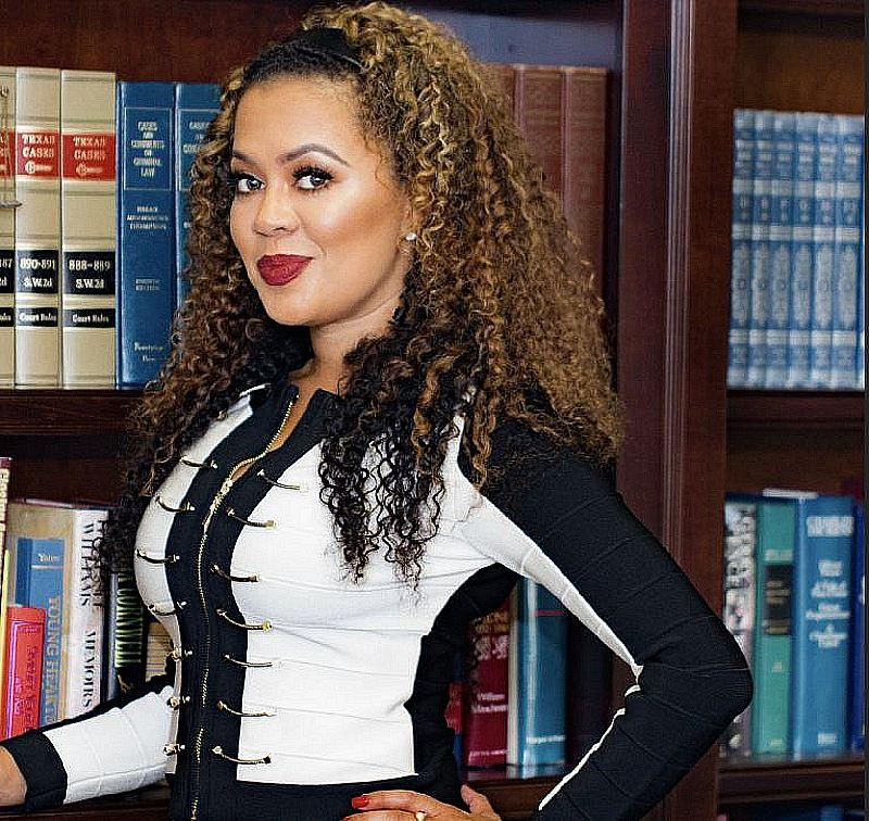 "Attorney Symone Redwine is ""Ready to Love"""