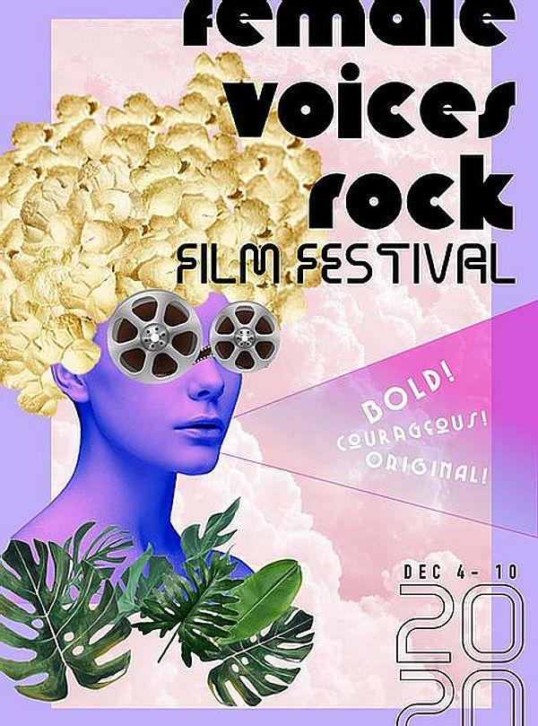 Female Voices Rock Film Festival Goes Virtual
