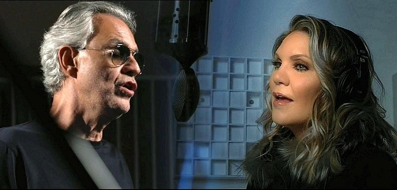 Andrea Bocelli Releases Brand New Album Believe Including New Music Video for 'Amazing Grace' With Alison Krauss