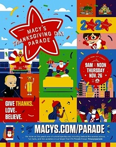 Magic On 34th Street: The World-Famous Macy's Thanksgiving Day Parade Kicks Off The Holiday Season For Millions Of Television Viewers Watching Safely At Home