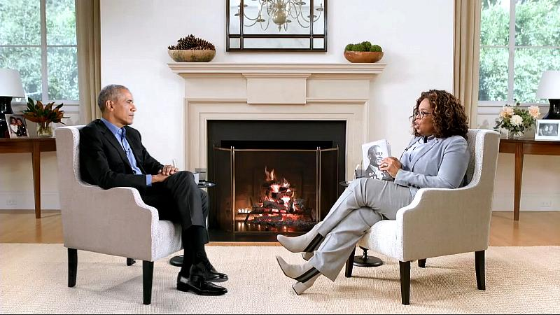 Oprah Interviews President Barack Obama