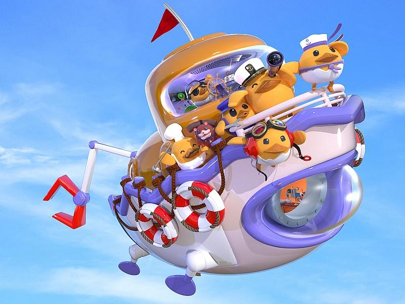 Scott Albert Partners With The SkyFarm Company On Preschool Adventure-Comedy Series