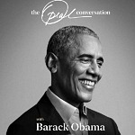 "Oprah Interviews President Barack Obama for ""The Oprah Conversation"" on November 17, on Apple TV+"