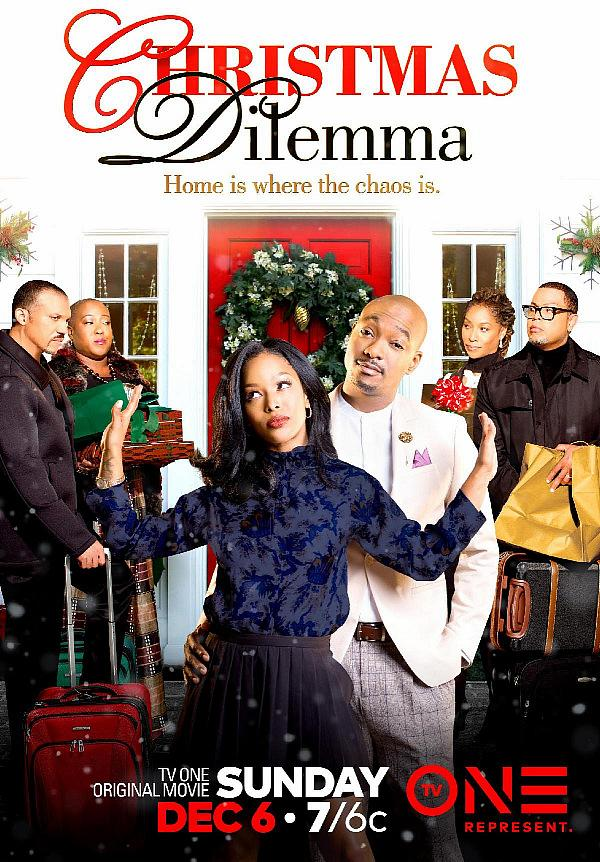 """TV One Taps Essence Atkins for Directorial Debut on Original Holiday Film """"Christmas Dilemma"""" Premiering Dec. 6; New Comedy Stars BJ Britt, Brittany Hall, Carl Anthony Payne II, Christopher B. Duncan"""