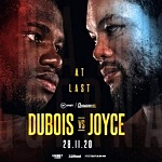 Daniel Dubois-Joe Joyce Heavyweight Showdown to Stream Live in the United States Exclusively on ESPN+ Nov. 28