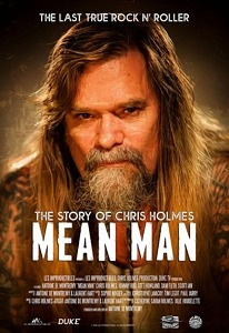 """MEAN MAN: The Story of Chris Holmes"" Coming to Blu-ray, DVD and VOD on January 15"