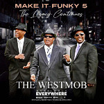 The WestMob Band Pays Tribute to the Godfather of Soul, James Brown
