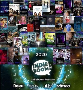 Social Closening: IndieBoom Festival Uses Social Media To Bring Indie Creators And Audiences Together Dec. 21, 2020 - Jan. 2, 2021 with Streams Free Online