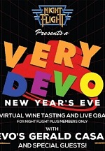 A Very Devo New Year's Eve on Night Flight Plus