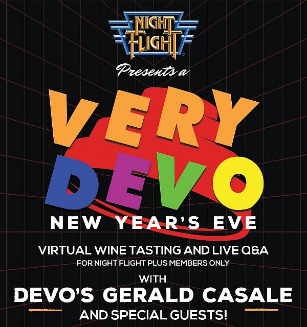 A Very Devo New Year's Eve on Night Flight Plus