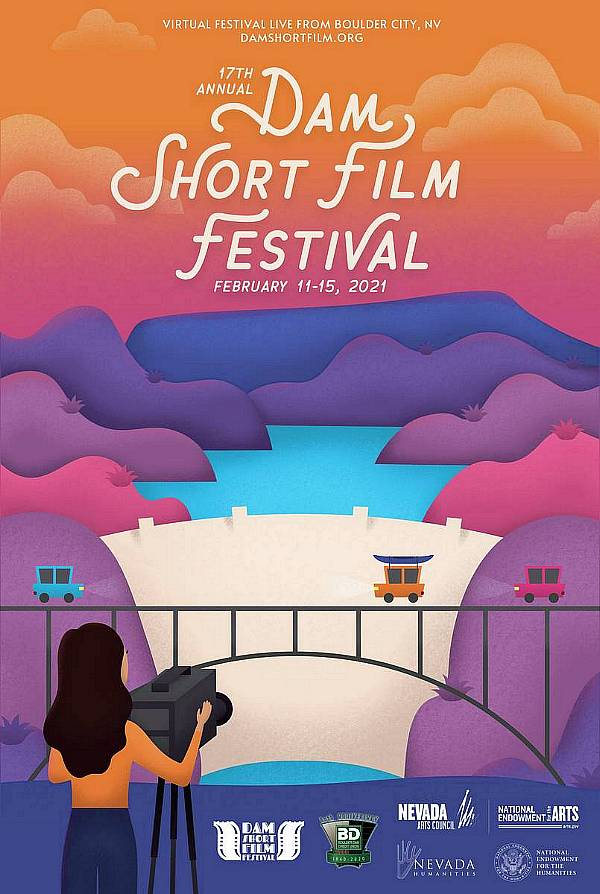 17th Annual Dam Short Film Festival Goes Virtual