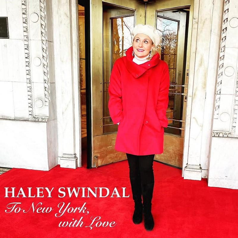 """Haley Swindal's """"to New York, With Love"""" Will Stream for 30 More Days - to Benefit The Actors Fund"""