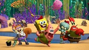 Nickelodeon and Paramount+ Release Sneak Peek of Kamp Koral: SpongeBob's Under Years