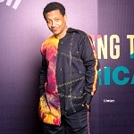 Khalil Kain in Ghana for African Premiere of Coming to Africa