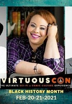 Virtuous Con Announces Special Guests Daniel José Older, L.L. McKinney and John Jennings